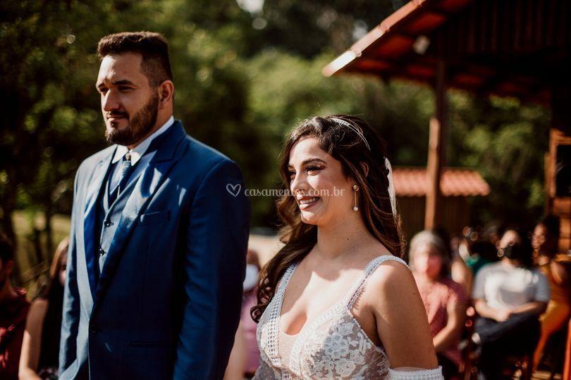 Casamento em haras
