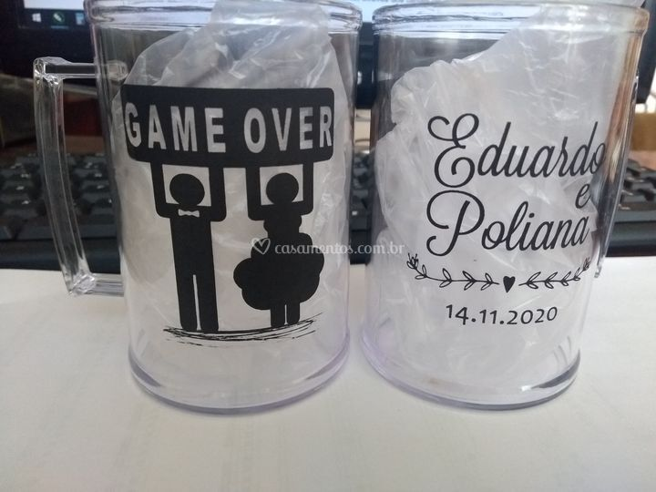 Game over 300 ml