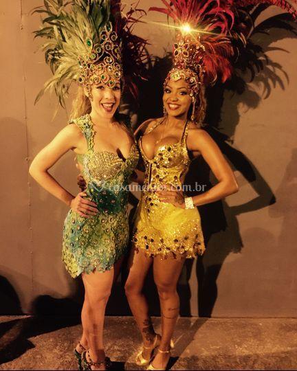 : : : krioca samba show: : :