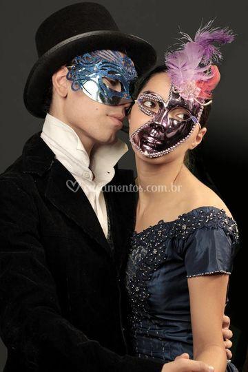 Baile de Mascaras (teatro)