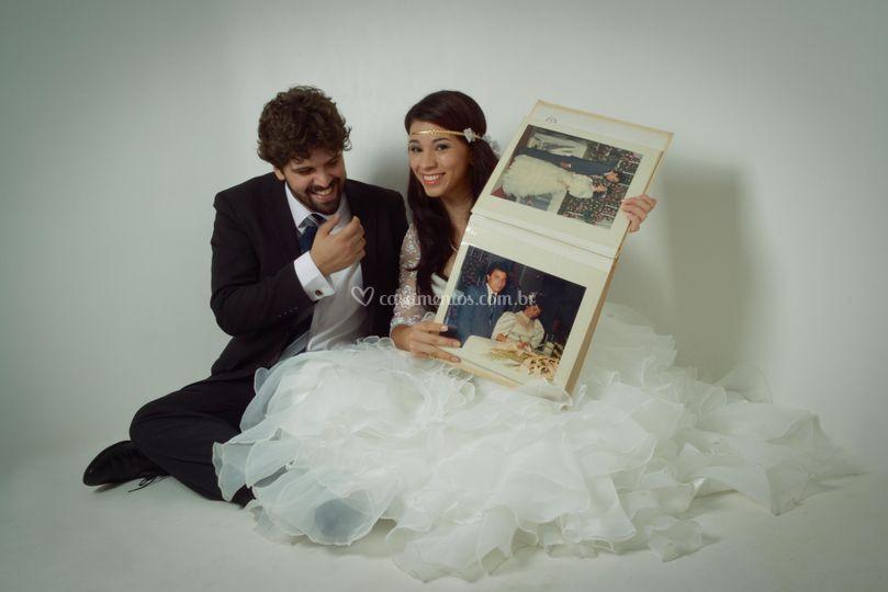 Ensaio Pré-Wedding Estúdio