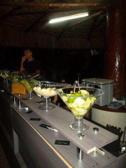 Bar para festa