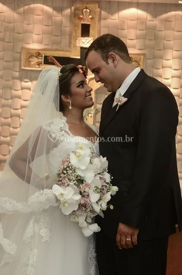 No casamento