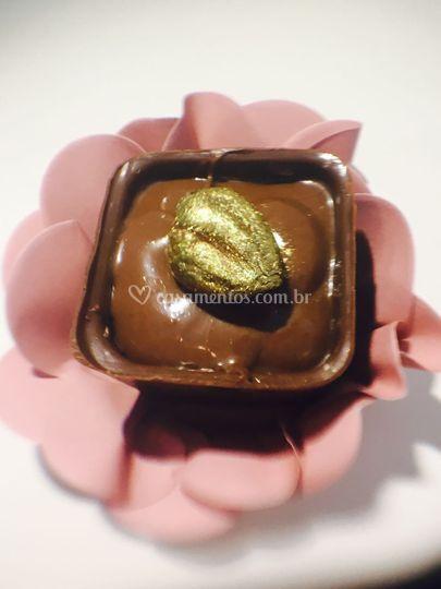 Caixetinha de nutella