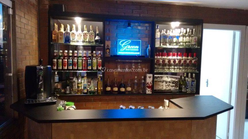 Bar de Degustação (Showroom)
