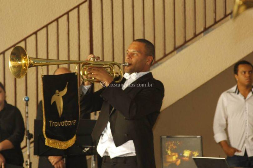 Música Trovatore Coral e Orquestra