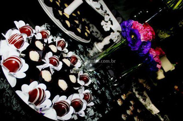 Card�pio variado de Silvana Buffet e Eventos