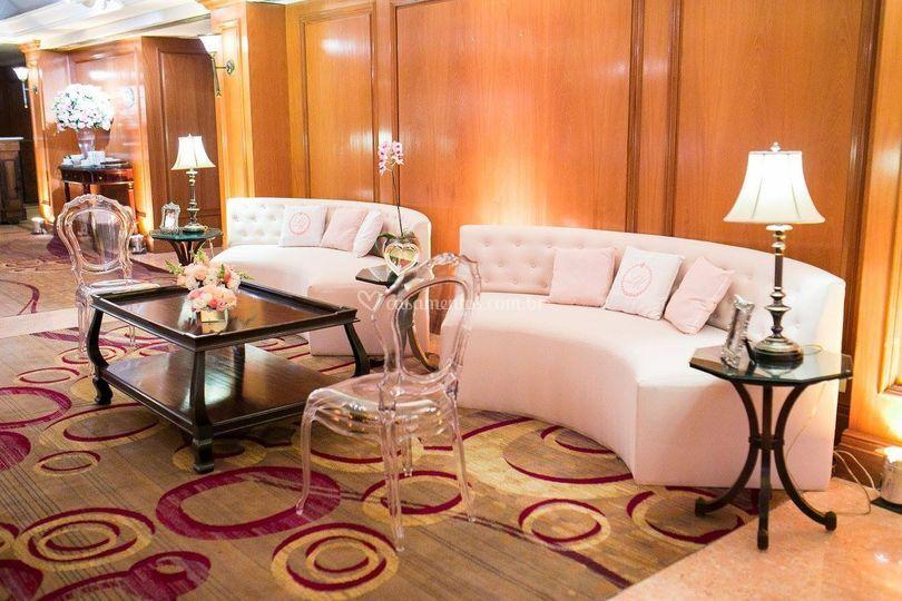 Foyer Salão Wayana