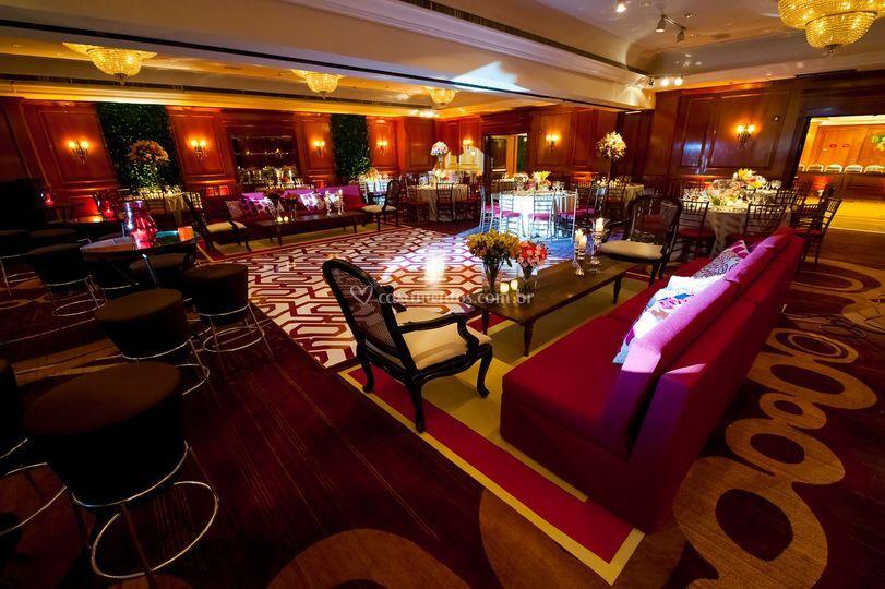 Salão de eventos Wayana