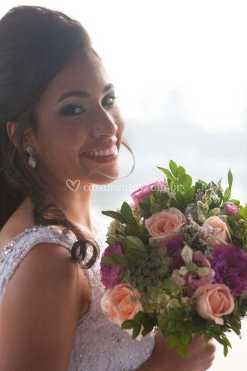 Noiva Patricia Barboza