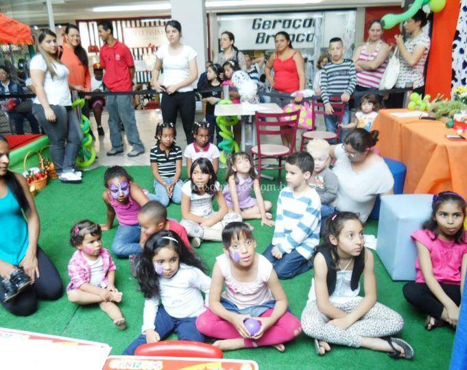 Espaço Kids shopping