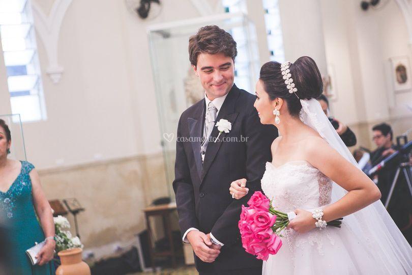 Casamento na e du