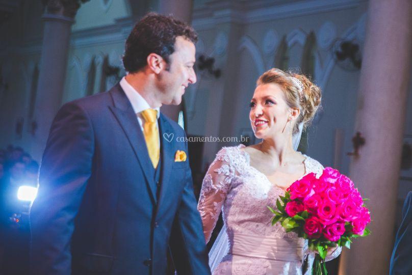 Casamento ana e edson