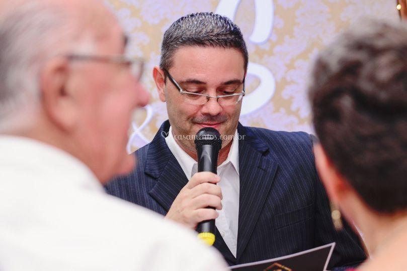 Márcio Rios Celebrante