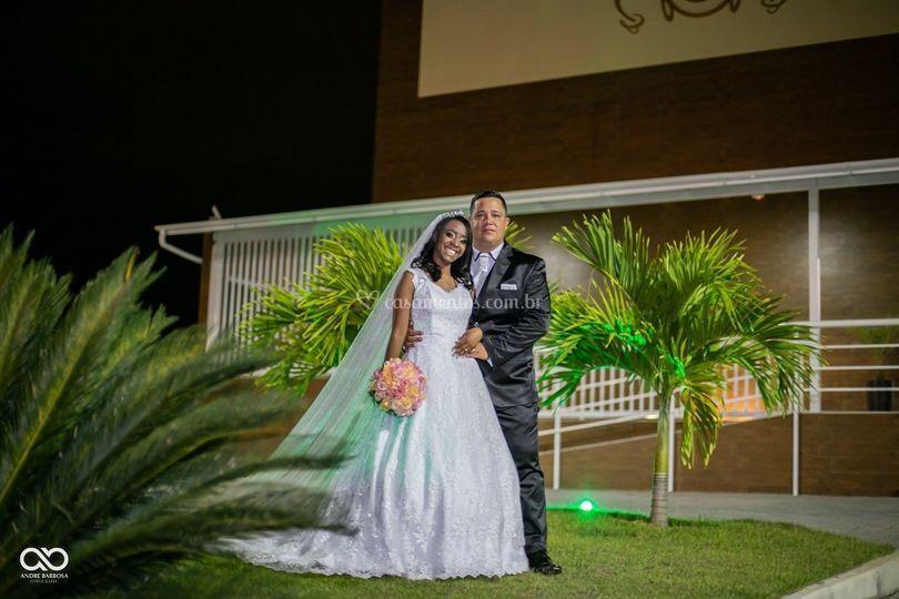 Casamento comemore