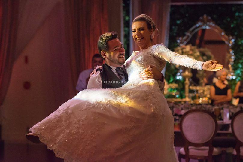 Raquel e Patrick