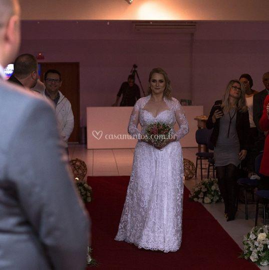 Noiva Rosana