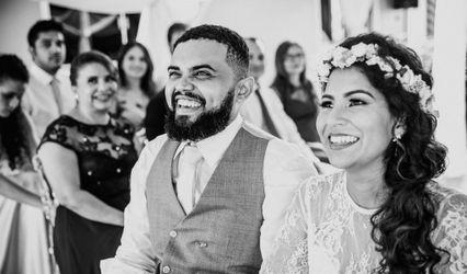 O casamento de Gabriella e Bruno