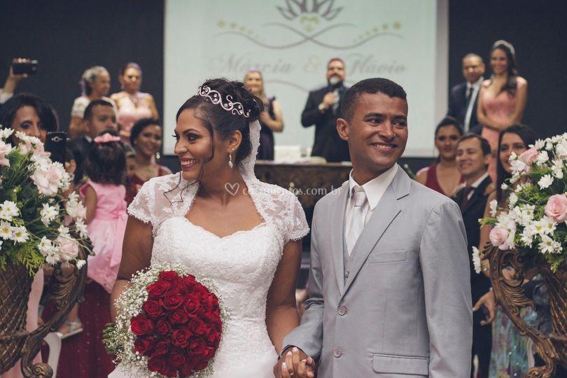 Márcia e Flavio