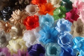 Ms Flower - Forminhas Artesanais em Tecido