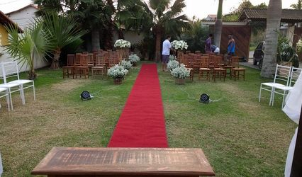 Casarão Verde Festas e Eventos