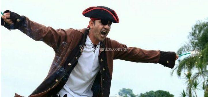 Tio André - Piratas