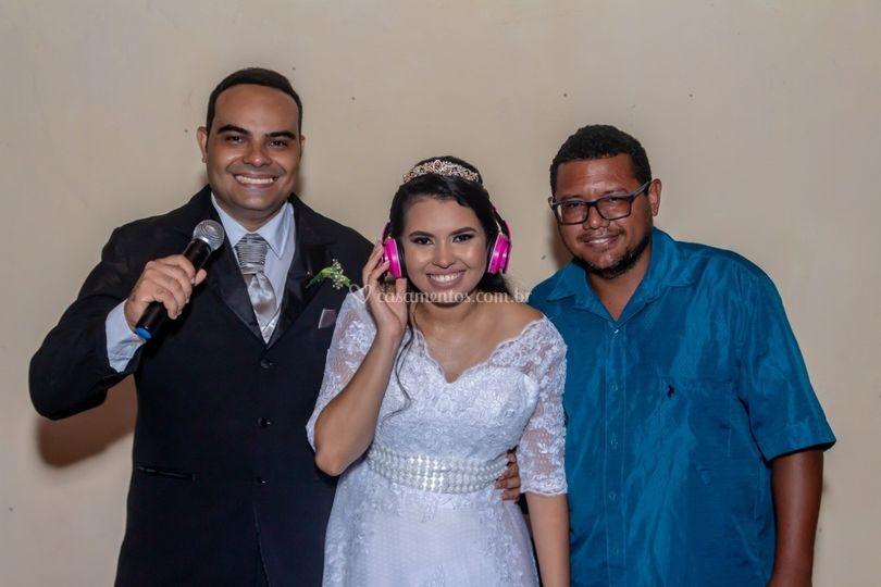 Casamento de Larissa e Haerto