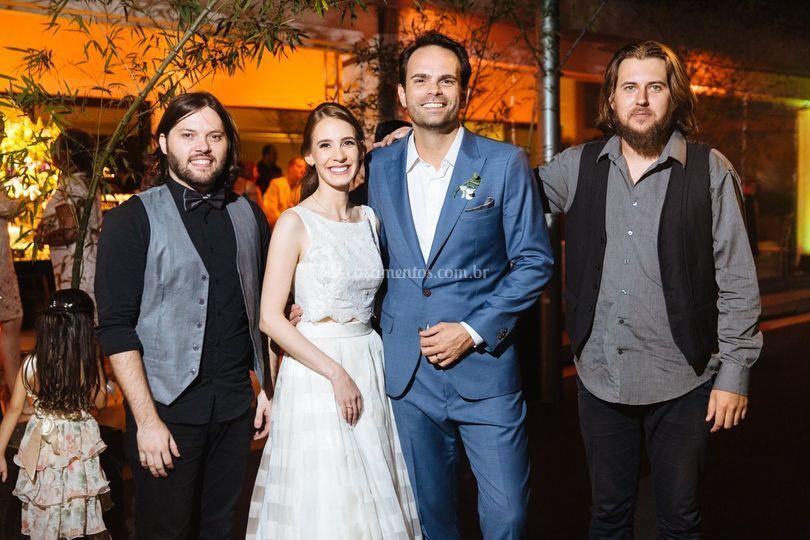 Casamento Viviane & Leonardo