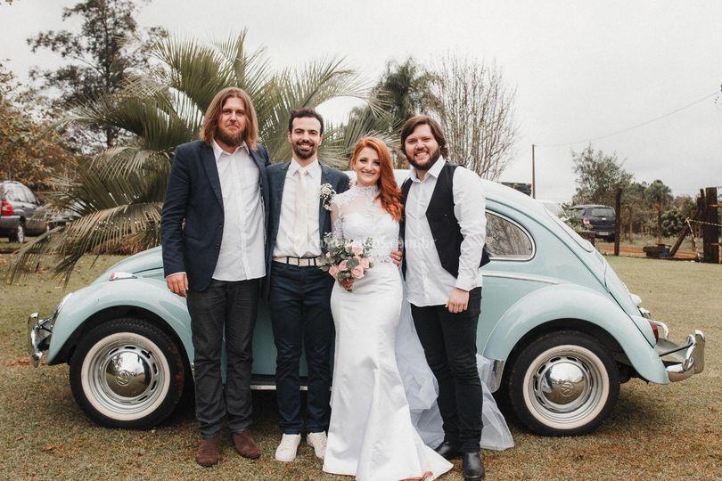 Casamento Bruna & Júlio
