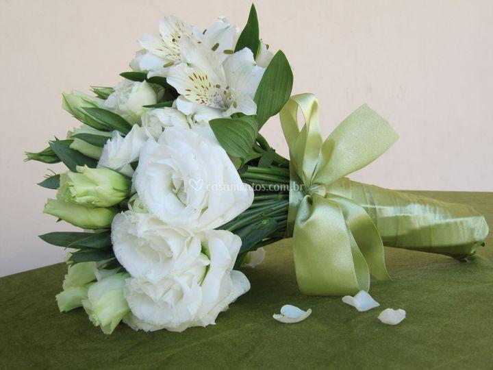 Bouquet lizianthus