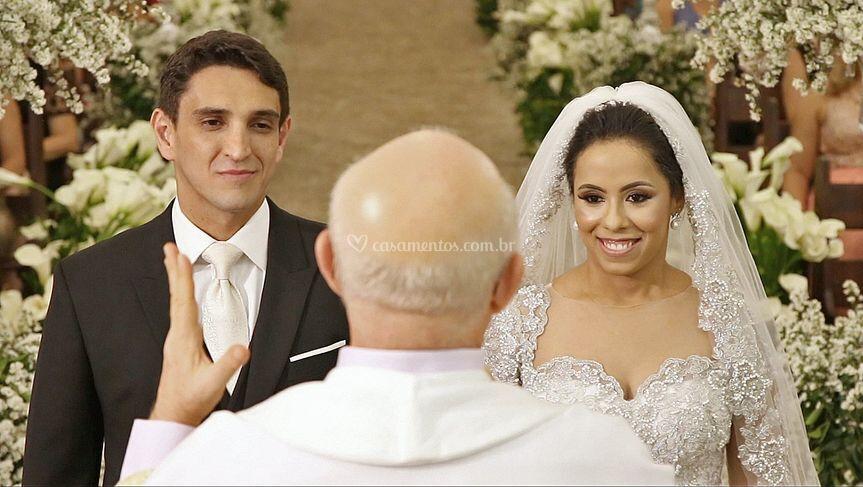 Rafaela e Eduardo
