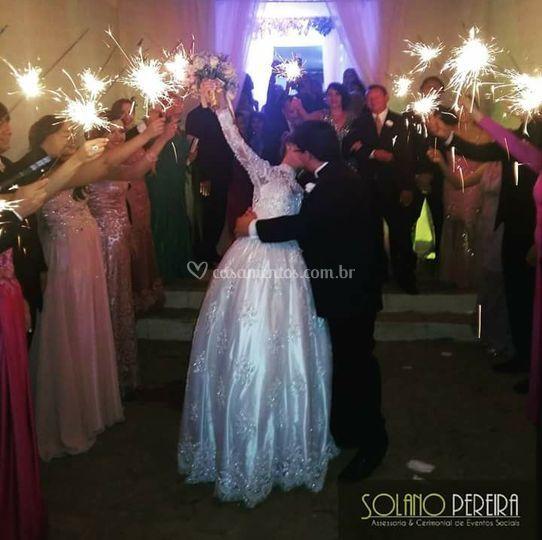 Casamento Mônica & Tenório
