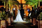 Entrada dos noivos de Esta��o Baroneza