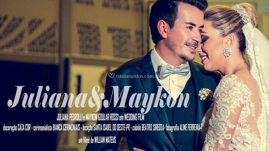 Juliana&maykon