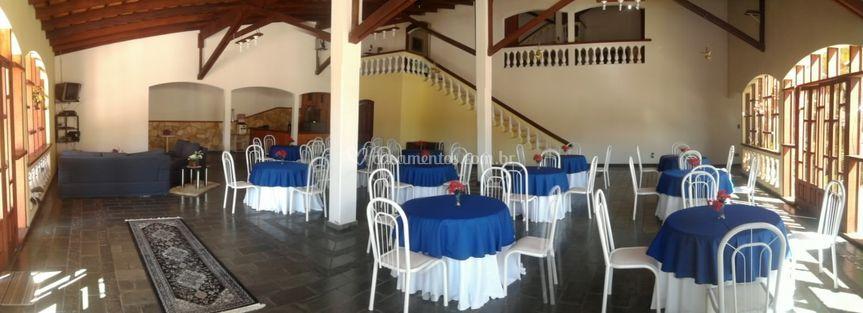 Salão Piscina