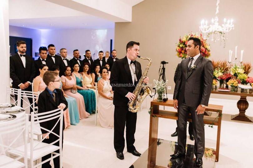 Casamento Milena e Eliel