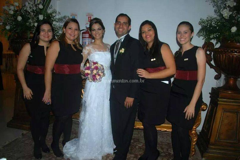 Casamento de cerimonialista
