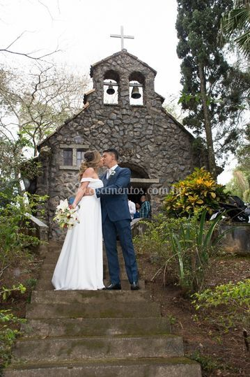 Casamento Capela de Pedra