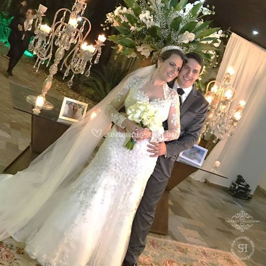 Casamento aline & neto