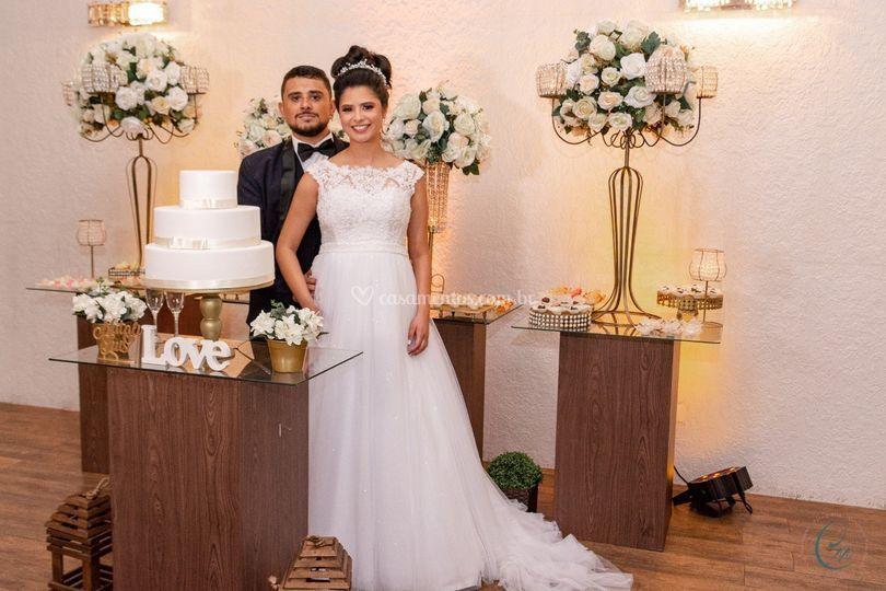 Casamento Natali e Luiz