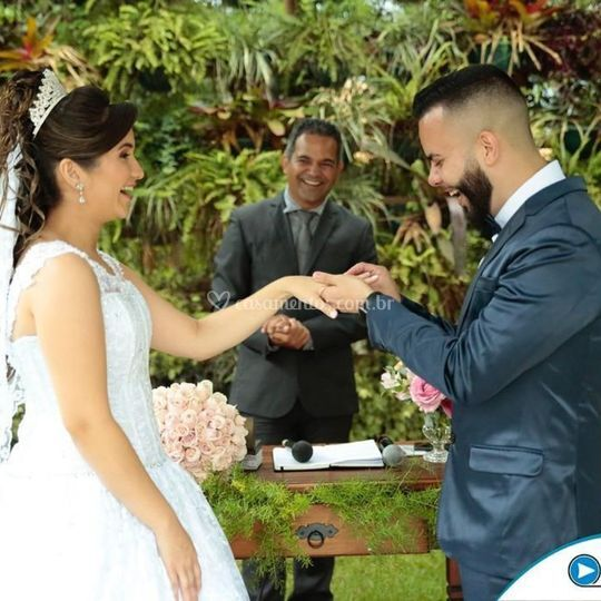 Casamento Kelly e Giovani