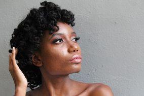 Graziele Bragança makeup