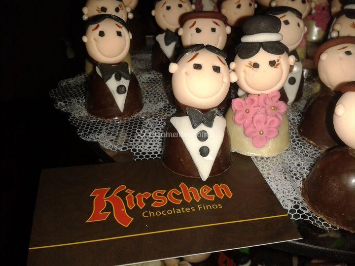 Kirschen Chocolates Finos