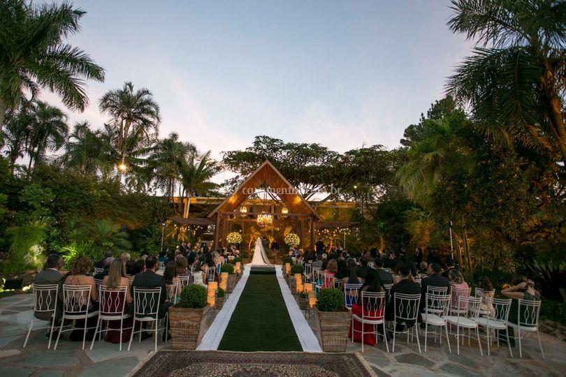 Cerimônia Jardim