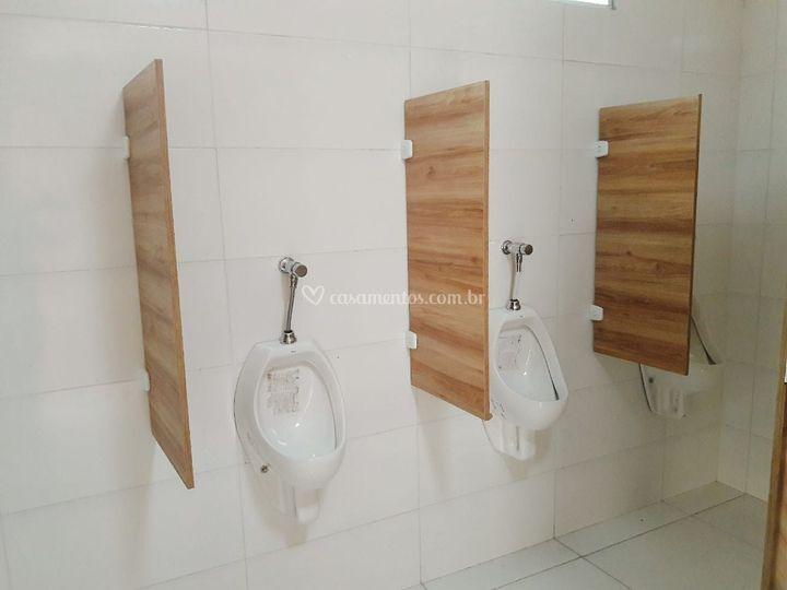 WC masculino