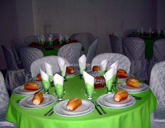Buffet para casamentos