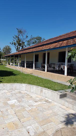 Casa e salão