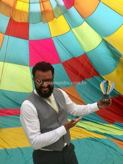 Cerimônia do Balão
