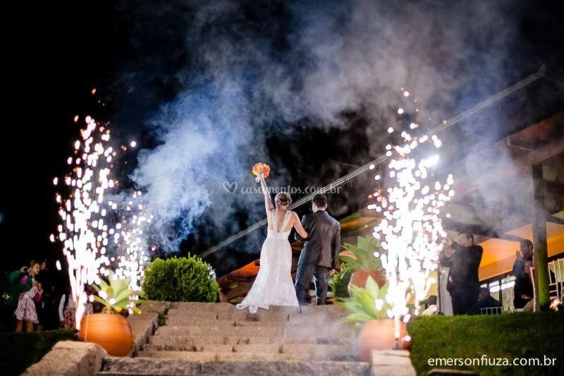 Casando a noite