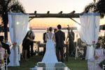 Casamento ao p�r do sol de Laggus Residencial N�utico